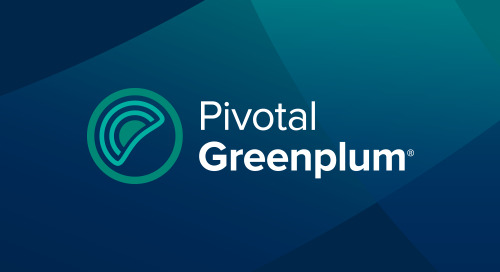 Pivotal Greenplum 5.8 Released!