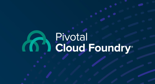 Spring Cloud微服务应用的最佳运行环境—Pivotal Cloud Foundry (上)
