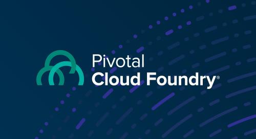 真正支持所有.NET工作负载的平台:Pivotal Cloud Foundry
