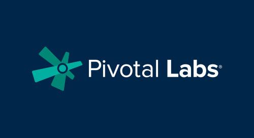 Pivotal labs 通过开源工具助您实现创新