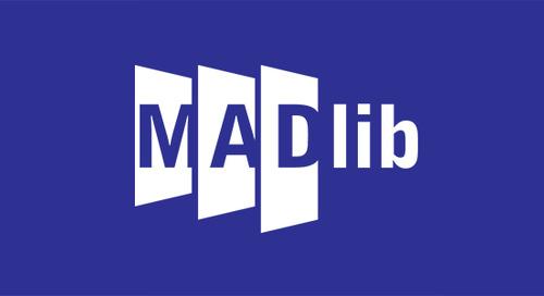 Apache MADlib Comes of Age