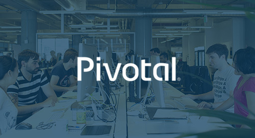 Pivotal Expands Partner Program to Asia Pacific and Japan (APJ)