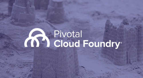 Big Things Come in Small Packages: Getting Started with Pivotal Cloud Foundry Small Footprint
