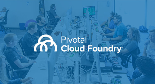 Video: Pivotal & Dynatrace – Helping Teams Optimize App Performance on Pivotal Cloud Foundry