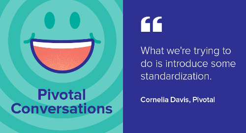 Pivotal Container Service (PKS), with Cornelia Davis and such (Ep. 81)