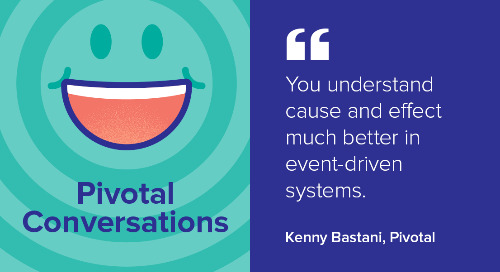 Event-driven Architectures, with Kenny Bastani (Ep. 88)