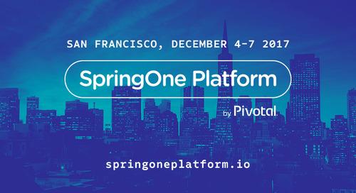 10 Can't Miss Sessions at SpringOne Platform 2017