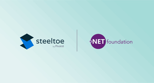 Pivotal Contributes Steeltoe to the .NET Foundation