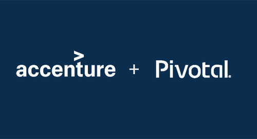 Accenture and Pivotal Launch New Business Group to Help Enterprises Accelerate Cloud Migration and Speed Software Development
