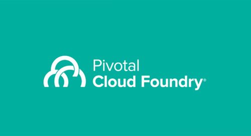 Pivotal Cloud Foundry and Cloud-Native Security