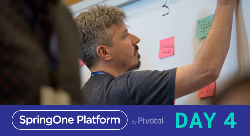 A Look to the Future: Day 4 at SpringOne Platform 2017