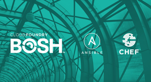 Infrastructure as Code is Not Enough: Comparing BOSH, Ansible, and Chef - Part 1