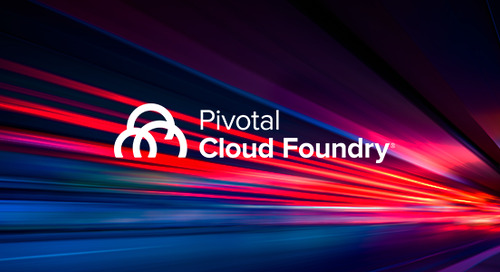 Achieving Escape Velocity with Pivotal Cloud Foundry 2.0