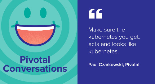 "Kubernetes, Serverless, and DevOps, with Paul ""Czarkernetes"" Czarkowski (Ep. 94)"