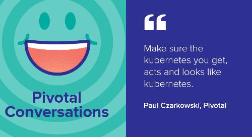 "Kubernetes, Serverless, and DevOps, with Paul ""Czarkernetes"" Czarkowski (Ep. 94)"