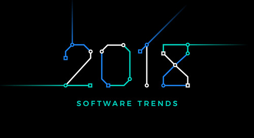 Software Trends for 2018