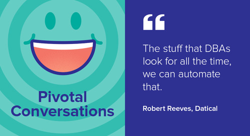 Beyond stateless - DevOps & Databases, Robert Reeves of Datical (Ep. 95)