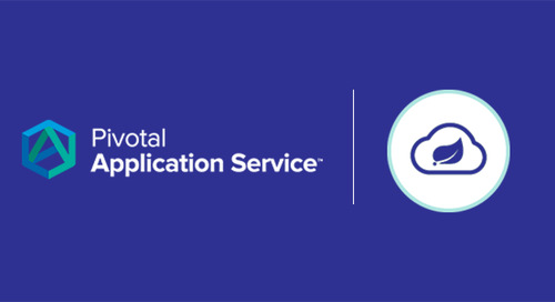 Getting Started with Spring Cloud Services on Pivotal Application Service
