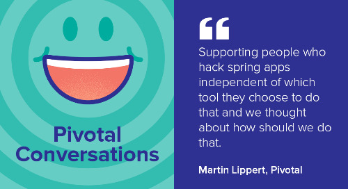 Spring Tools 4 and IDE Innovation, with Martin Lippert (Ep. 97)