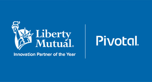 Liberty Mutual Awards Pivotal Innovation Partner of the Year
