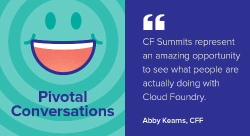 The Cloud Foundry Foundation & CF Summit, with Abby (Ep. 99)