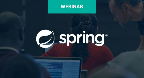 Apr 25 - Session State Caching with Spring Webinar