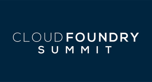5 Cloud Foundry Summit Sessions For Developers To Build Out Your CI/CD Practice