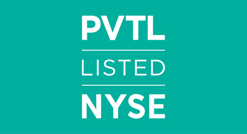 Pivotal Software Lists on NYSE as PVTL