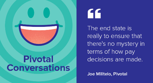 Pay Transparency, Being Public, and Hiring for Culture, with Joe Militello (Ep. 103)