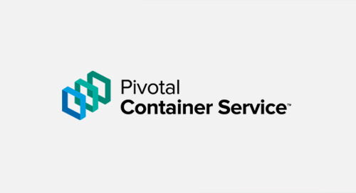 Pivotal Container Service 1.1, Now GA, Helps You Run Kubernetes Without Complexity. Why PKS Just Works.