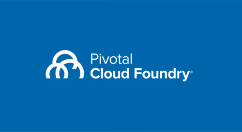 Say Hello to Pivotal Ready Architecture from Dell EMC, The Easy Button for Pivotal Cloud Foundry in Your Data Center.
