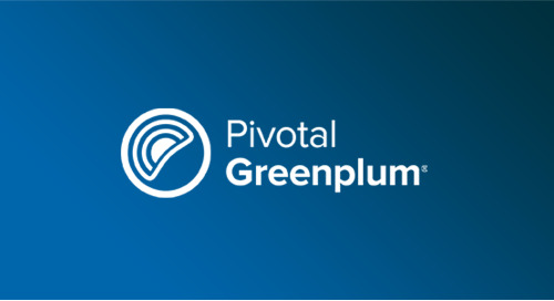 Pivotal Greenplum 6 on Amazon Web Services: Optimized for the cloud