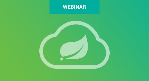 Jul 12 - Spring on Google Cloud Platform Webinar