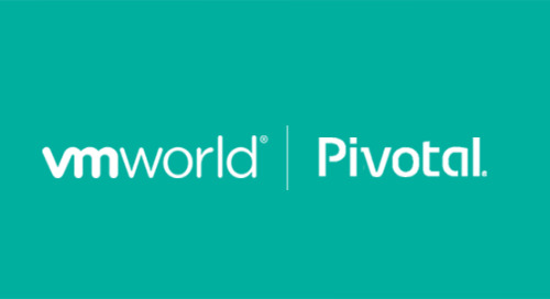Going to VMworld 2018? Here's Your Complete Guide to the Event, Pivotal Style