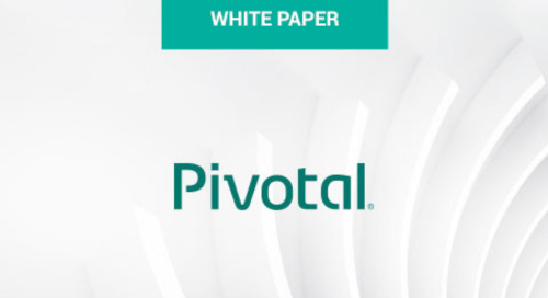 Modernizing Your .NET Apps: A Path To Pivotal Cloud Foundry