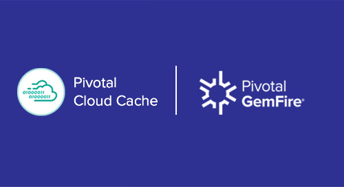 Strapped for Cache? Know When to Use Pivotal Cloud Cache and When to Choose GemFire.