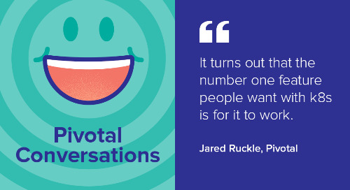 Pivotal Cloud Foundry 2.2 and Potpourri, with Jared Ruckle (Ep. 109)