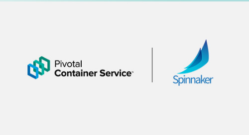 TUTORIAL - Deploying Software on PKS: Creating a Continuous Delivery Pipeline with Spinnaker