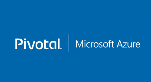 Pivotal Cloud Foundry with Microsoft Azure