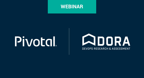 Oct 11 - The Accelerate State of DevOps Report Webinar