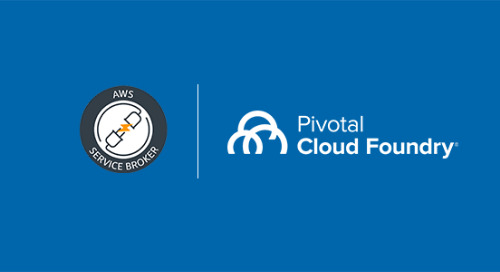Meet the New AWS Service Broker for PCF, Now an Open Beta. Here's Why It's the Easiest Way to Add 18 AWS Services to Your Cloud Native Apps.