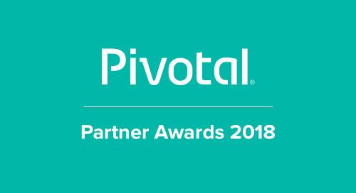 CGI receives 2018 Platform Scale award during SpringOne Platform conference