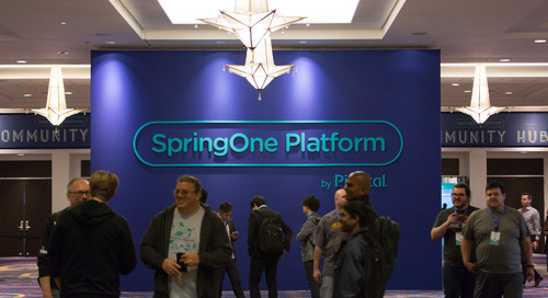 Adventure Seized! Highlights from SpringOne Platform 2018