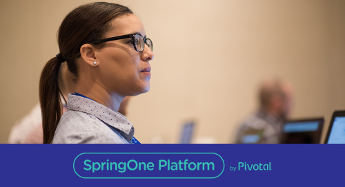 Secure Software, Happy Developers and Cost-effective Applications, All with Spring