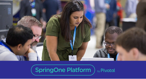 8 1/2 Things We Learned at SpringOne Platform: New Ideas and Key Affirmations for the Modern Enterprise.