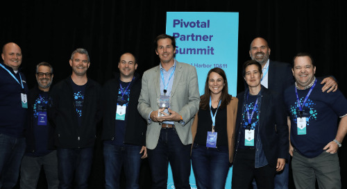 Solstice Honored as Pivotal's Agile Partner of the Year