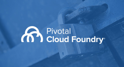 Worried About Header Spoofing and Compromised Networks? Fight Back with TLS in Pivotal Cloud Foundry.