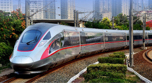 China Railway Corporation: Scaling Online Sales for the Largest Railway in the World