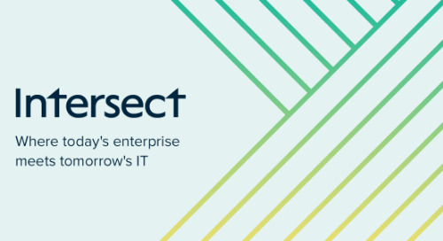 Need to get up to speed on all things cloud-native? Meet Intersect.