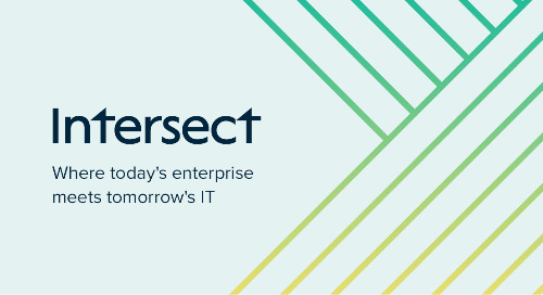 Welcome to Intersect